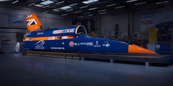 Bloodhound SSC – so much more than an attempt to break the 1000mph land speed barrier