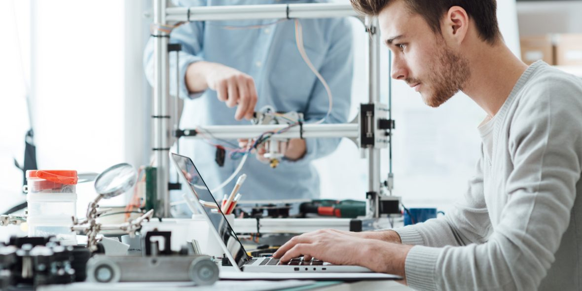 Is mechanical engineering still an attractive career?