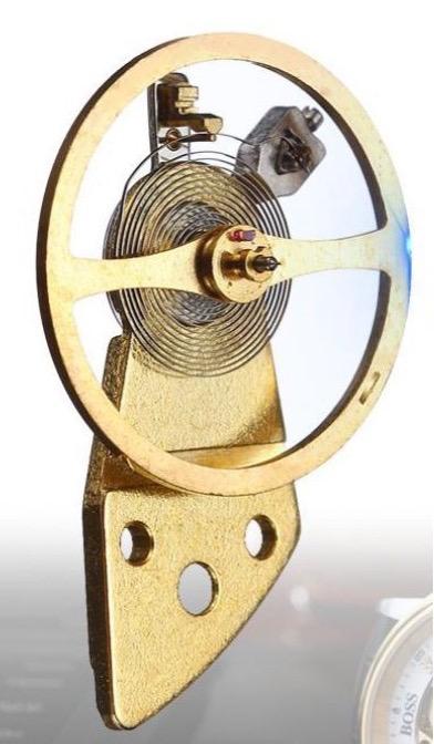 Watch balance wheel